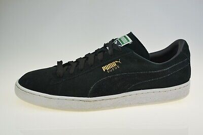 Puma Suede Classic Black 352634 Men's Trainers Size Uk 12