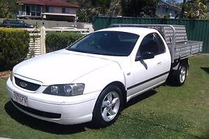 2005 Ford Falcon Ute Hayman Reese tow,3 seater,D/FUEL. Ascot Brisbane North East Preview