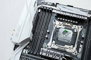 Core i7-6800K + ASUS X99 Deluxe II, great deal, almost brand new! Northgate Port Adelaide Area Preview
