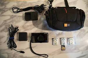 Barely Used RX100 iv with lots of accessories - GREAT VALUE! Tamworth Tamworth City Preview