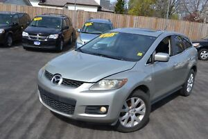 2007 MAZDA CX7 UNKNOWN