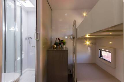 2017 Goldstar RV 21 FT Family Van Solar Panels and Full ensuite Berrilee Hornsby Area Preview