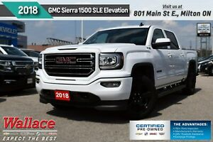 2018 Gmc Sierra 1500 SLE/ELEVATION PKG/Z71 PKG/KODIAK PKG/20s/V8