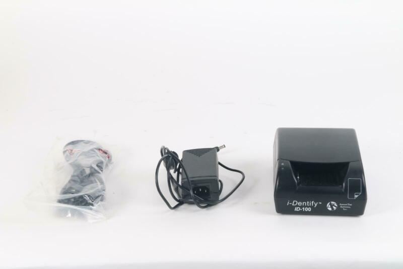 AssureTec Systems iD-150 I-Dentify ID Card Scanner With Power Supply