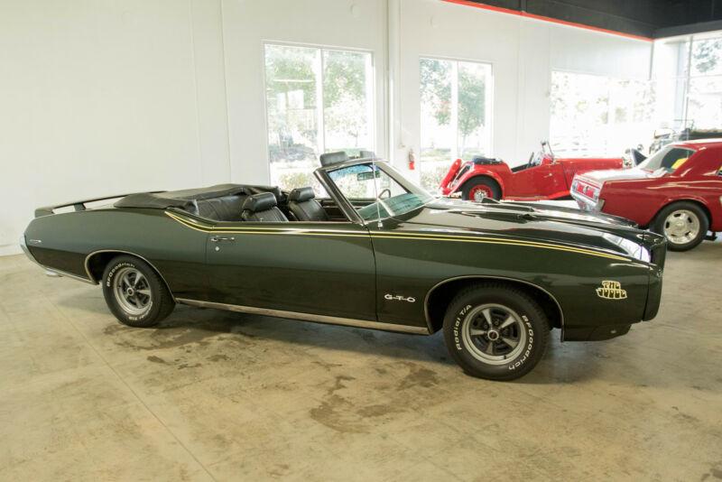 Image 9 Voiture Américaine de collection Pontiac GTO 1969
