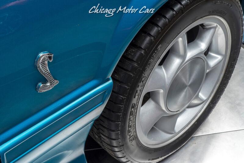 Image 23 Coche Americano usado Ford Mustang 1993