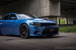 Dodge Charger SRT Hellcat B5 Blue 1/1 **RARE** $14,000 EXTRAS