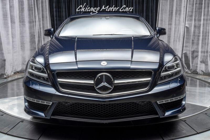 Image 9 Voiture Européenne d'occasion Mercedes-Benz CLS-Class 2014