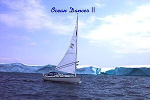 Sail Boat - Nonsuch 30