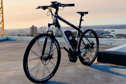 Premium Electric Bike - Mid Drive EBike