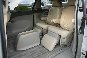 2007 Toyota Estima Brand New leather Interior white Wetherill Park Fairfield Area Preview