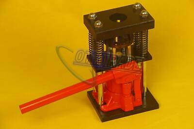 6 Tons Manual Hydraulic Hose Crimper Benchtop Bottle Jack Press Us