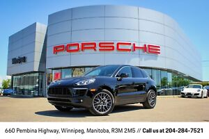 2017 Porsche Macan S Certified Pre-Owned Warranty With Unlimited