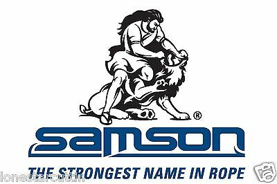 Tw12120 Samson True White Arborist Climbing Rope 12 120