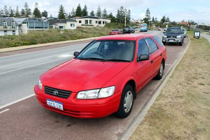 1998 Toyota Camry Wagon Cottesloe Cottesloe Area Preview
