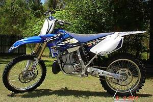 YAMAHA YZ250 2 Stroke Boronia Heights Logan Area Preview