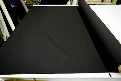 "BLACK 1000D CORDURA OUTDOOR WATERPROOF FABRIC NYLON DWR 59""W URETHANE COATED"