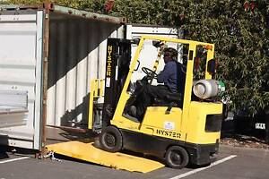 6500KG Unirack Container Ramp - Free Delivery Metro Melbourne Dandenong South Greater Dandenong Preview