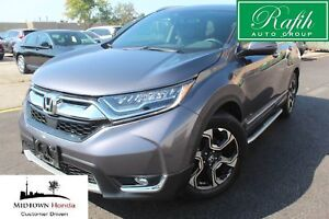 2018 Honda CR-V Touring AWD-Like a new car!!