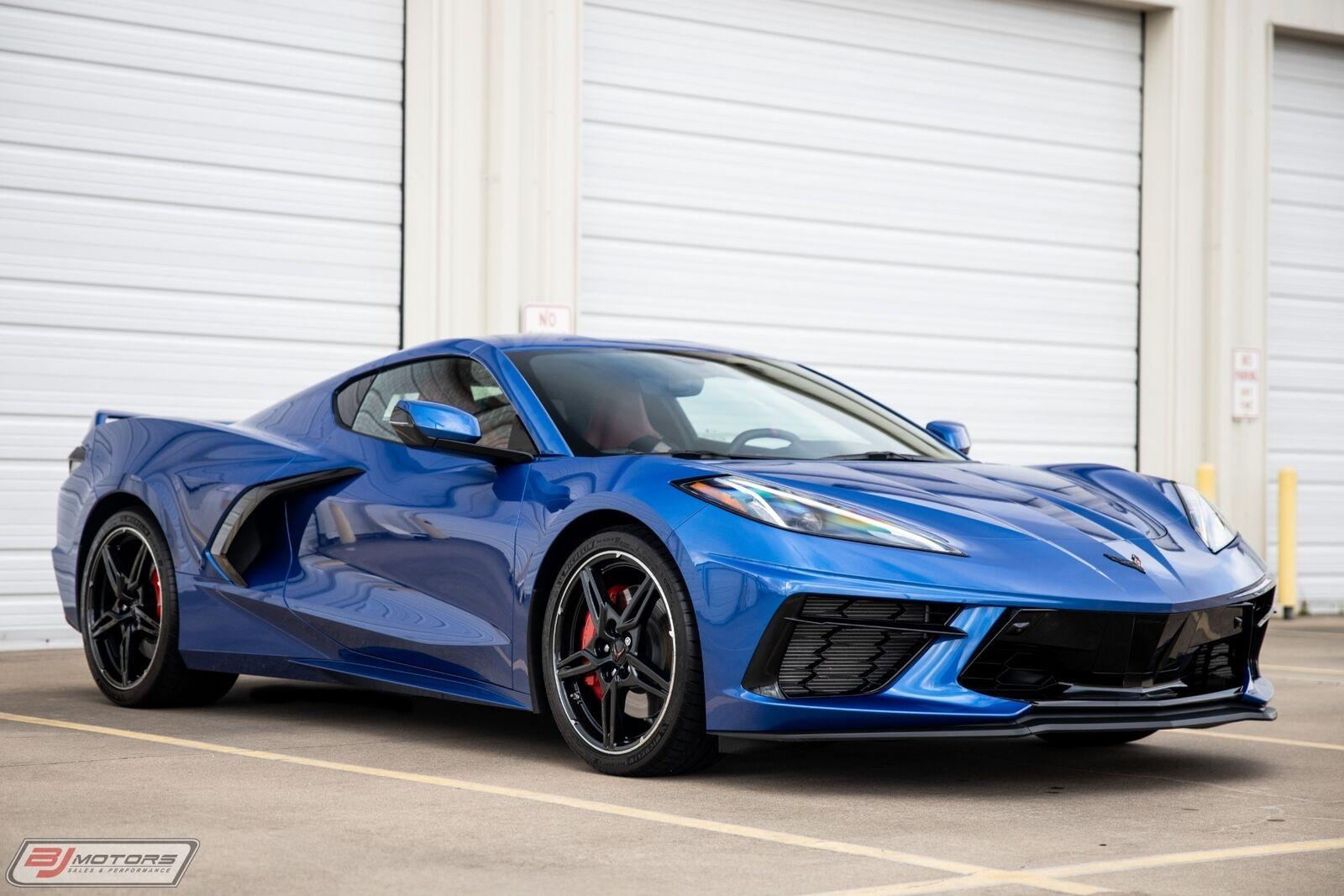 2020 Blue Chevrolet Corvette  2LT | C7 Corvette Photo 5