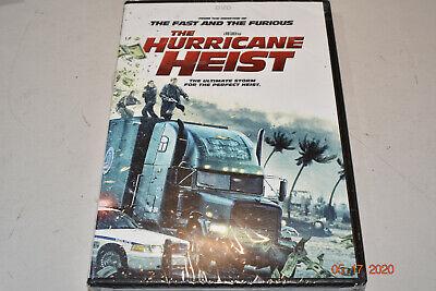 HURRICANE HEIST NEW DVD