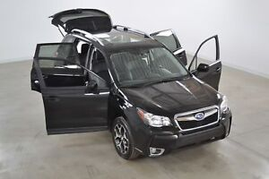 2015 Subaru Forester 2.0XT Touring Toit Pano*Camera*Sieges Chauf