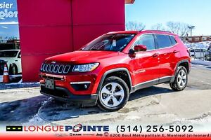 2018 Jeep Compass North+ LATITUDE 4x4