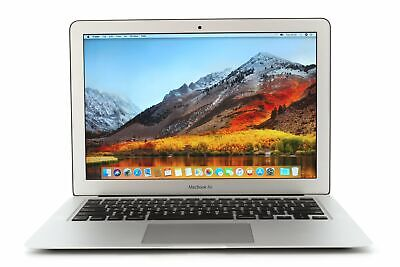 Apple MacBook Air 13.3 inch A1466 Core i7-5650U 2.2GHz 8GB RAM 256GB SSD Mac OS