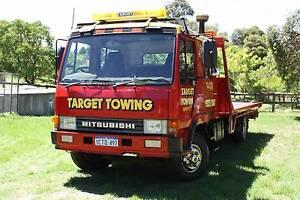 TILT TRAY, Duel Cab 1989 Mitsubishi FK415 Tilt and Slide Bedfordale Armadale Area Preview