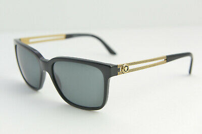 Versace MOD.4307 GB1/87 58-17 145 3N black/gold women's sunglasses