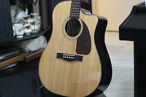 Fender CD 280SCE Dreadnought Cutaway Acoustic-Electric Guitar Blacktown Blacktown Area Preview