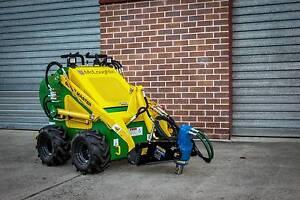 Auger Torque post hole digger, auger driver for Mcloughlin, Dingo Coopers Plains Brisbane South West Preview