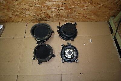 Mercedes ML W163 4x Lautsprecher Hinten rechts links vorne aq
