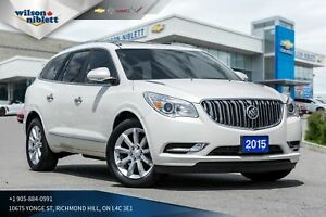 2015 Buick Enclave Premium | 7 PASS | AWD | COOLED SEATS |