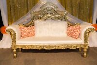 Wedding sofa/loveseat/chair by Epi Events