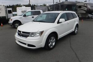 2016 Dodge Journey 3rd row seating