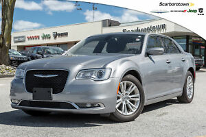 2016 Chrysler 300 Limited+Leather+panoramic roof+navigation
