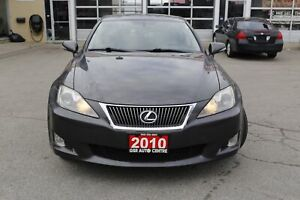 2010 Lexus IS IS 250 | CLEAN CARFAX | AWD | SUNROOF | LEATHER |