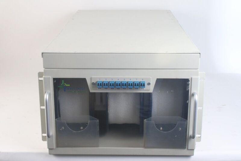 Wave2wave Fiber Cabling / Spooling Machine w/ 8x 3KM Spools