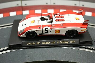 C48 FLY RACING CAR MODEL 1/32  POSCHE 908 FLUNDER LH ZELTWEG 1969  for sale  Shipping to India