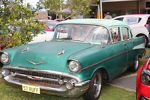 1957 Chevrolet Bel Air Sedan Buxton Wollondilly Area Preview