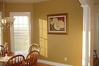 Interior Painting Available