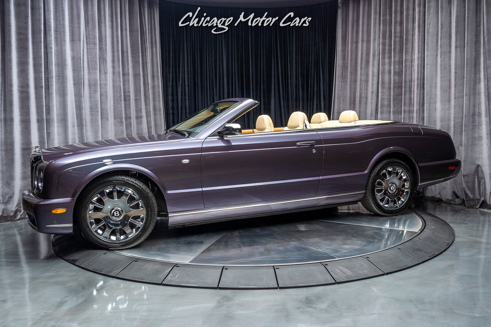2008 Bentley Azure Convertible in excellent condition in ...
