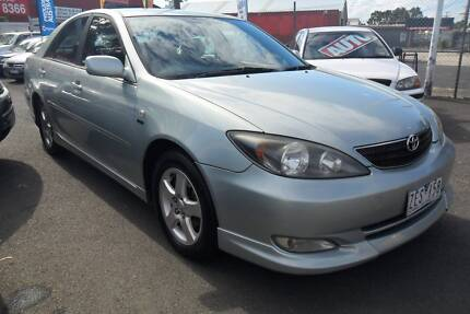 2002 Toyota Camry Sportivo Sedan Auto Dandenong Greater Dandenong Preview