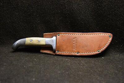 Ruana Knife Fixed Blade Skinner with Sheath