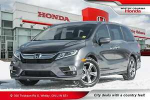 2019 Honda Odyssey EX-L RES | Heated Seats, Rear-Entertainment S