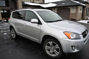 2010 Toyota RAV4 sport for sale