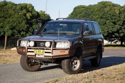 1999 Toyota Landcruiser