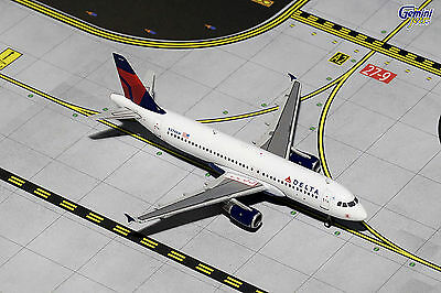 Gemini Jets Delta Air Lines Airbus A320-200 GJDAL1540 1/400 REG# N374NW. New