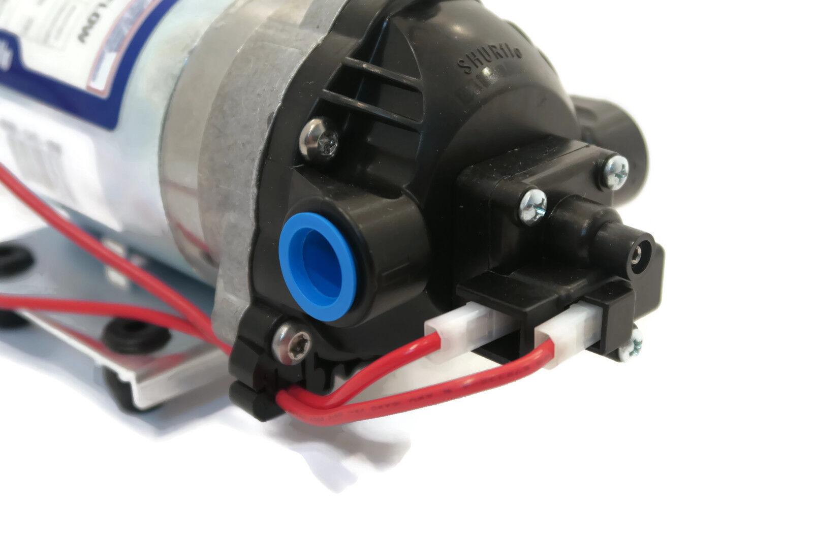 New Shurflo 12v Volt Demand Water Pump Camper Rv Trailer